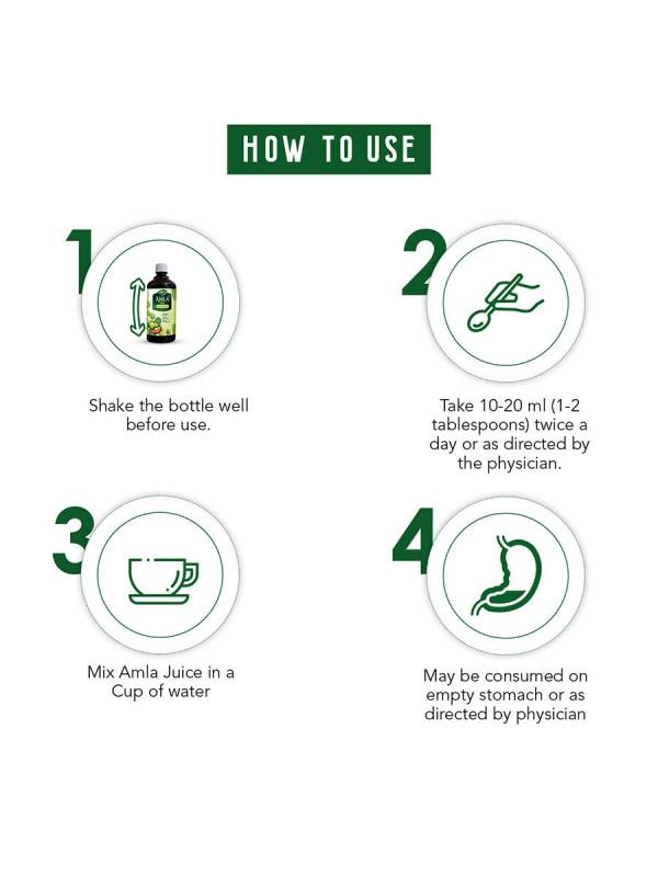 Dabur Amla Immunity Booster Juice 1L