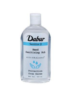 Dabur Sanitize Beta Hand Sanitizer Rub 300ml