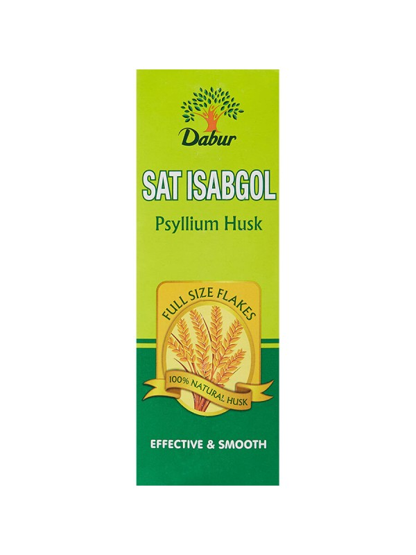 Dabur Sat Isabgol Effective Relief From Constipation 10 gm