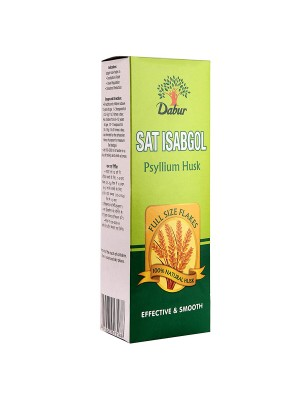 Dabur Sat Isabgol Effective Relief From Constipation 100 gm