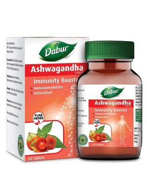 Dabur Ashwagandha Immunity Booster - 60 Tablets