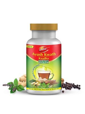 Dabur Ayush Kwath Kaadha - 100% Ayurvedic Kaadha (60gm)