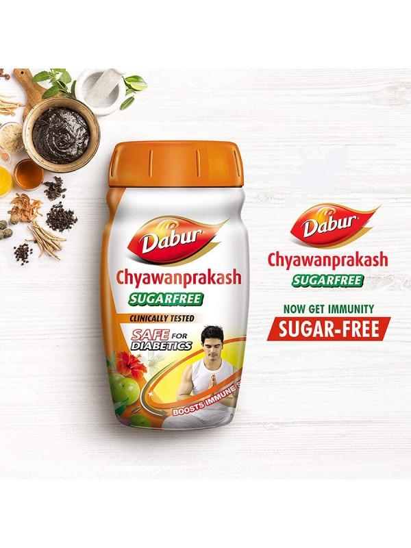 Dabur Chyawanprakash Sugarfree 900gm