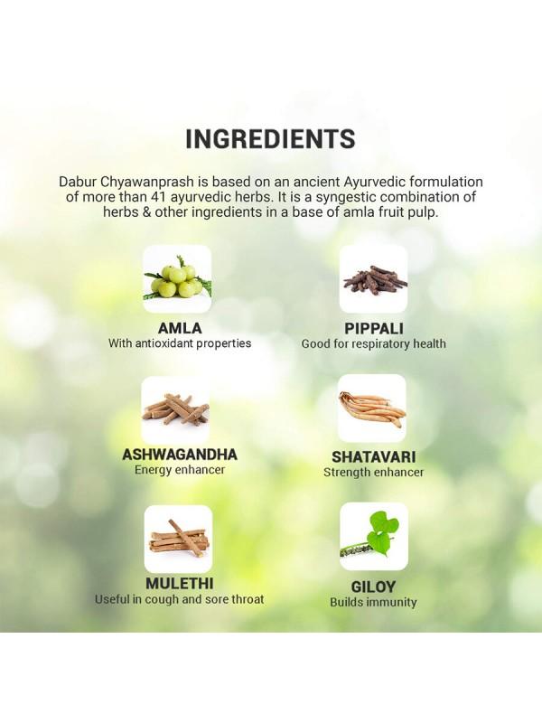 Dabur Chyawanprash Mixed Fruit Flavor 450 gm