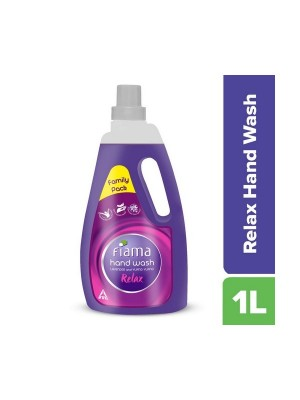 Fiama Relax Moisturising Hand Wash Lavender and Ylang Ylang 1000ml