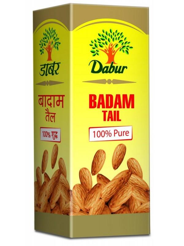 Dabur Badam Tail 25ml
