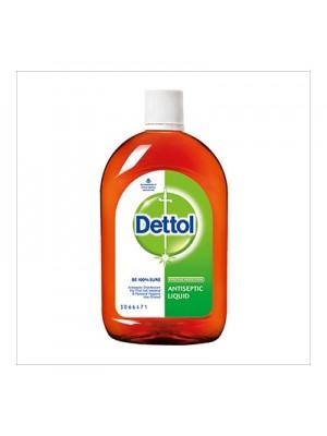 Dettol Antiseptic Disinfectant Liquid - 550ml