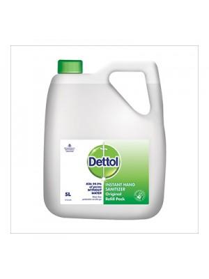 Dettol Antiseptic Disinfectant Liquid - 5L
