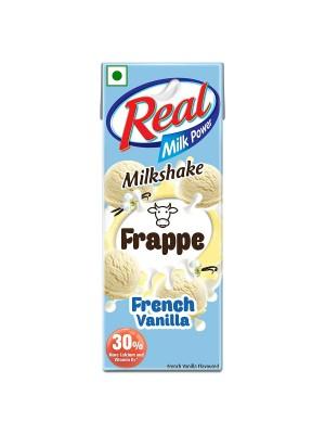 Dabur Real Frappe Milkshake - French Vanilla 180ml