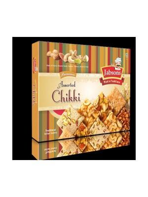 Jabsons Chikki Assorted 960 gm