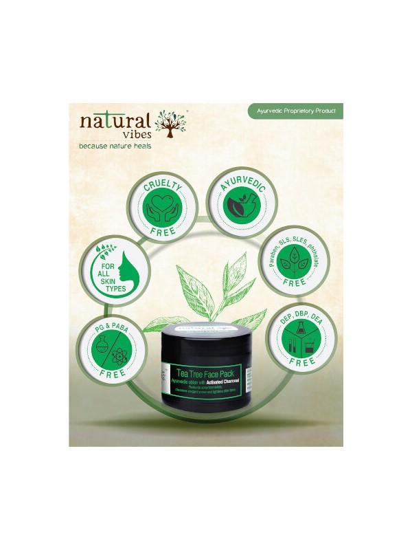 Natural Vibes Acne Control Regime
