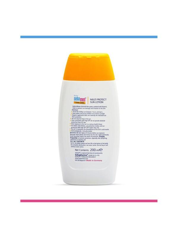 Sebamed Baby Sunscreen Lotion SPF 50 Plus - 200 ml
