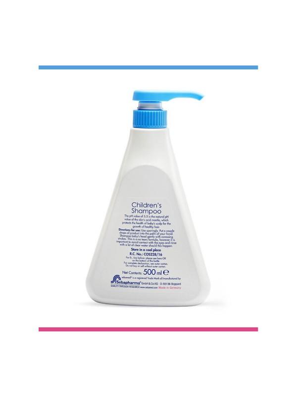 Sebamed Children's Shampoo 500 ml