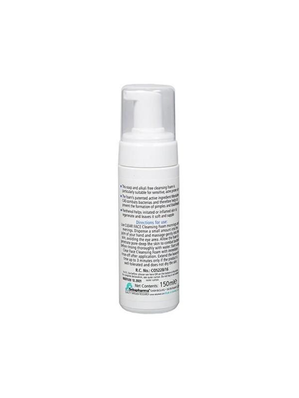 Sebamed Clear Face (pH 5.5) Cleansing Foam 150 ml