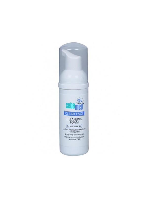 Sebamed Clear Face (pH 5.5) Cleansing Foam 50 ml