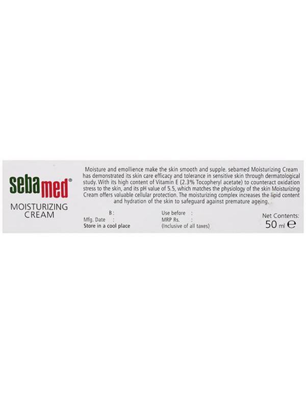 Sebamed Moisturizing Cream 50 ml (pH 5.5)