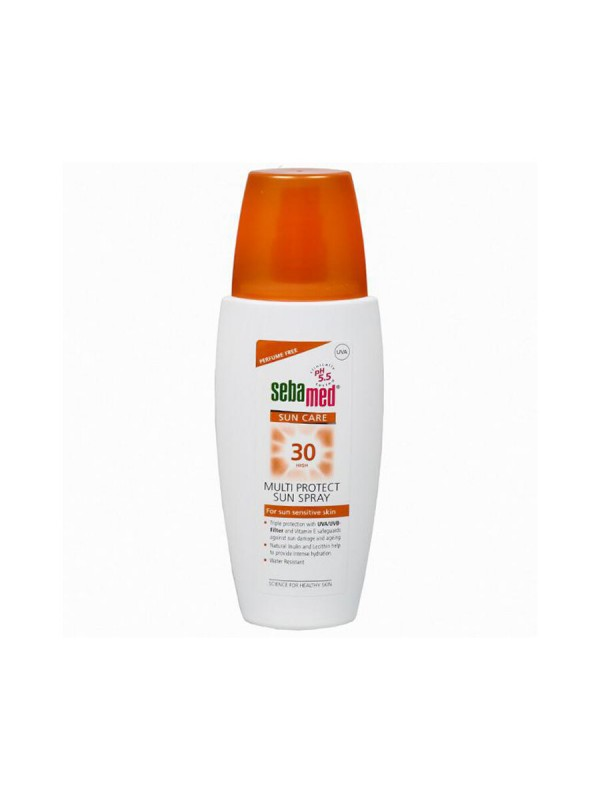 Sebamed Sun Care 30 High Multi Protect Sun Spray 150 ml