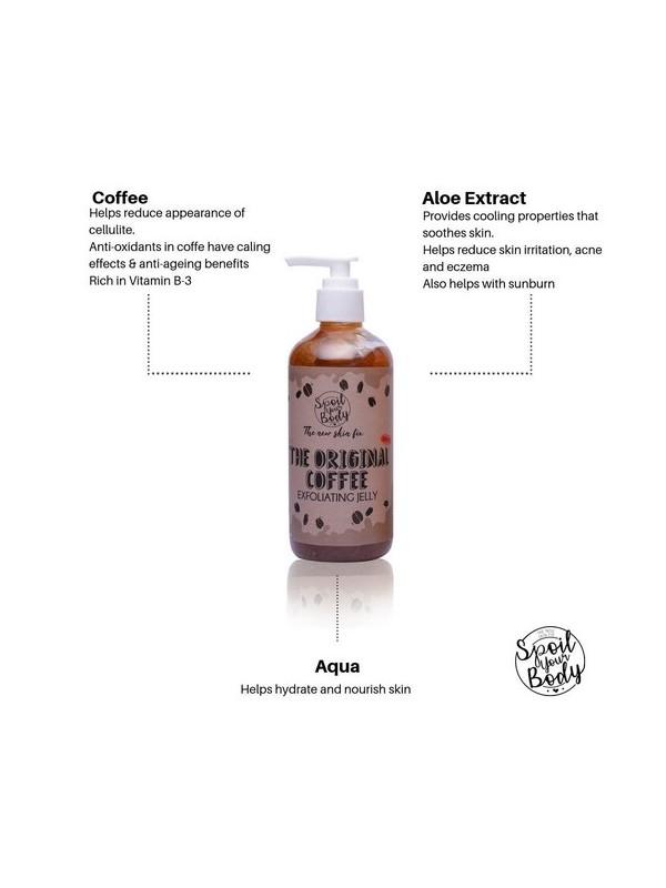 Spoil Your Body Coffee Jelly 300ml