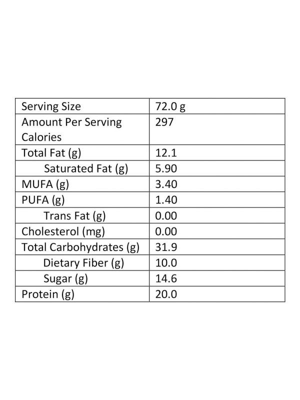 Plant Power 20 gm Protein Bar - Choco Mango (72g x 6)