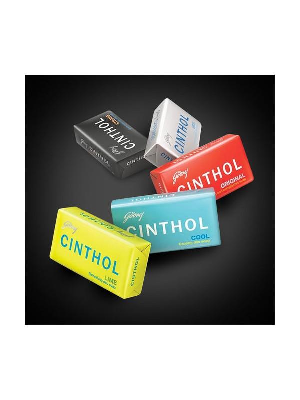 Cinthol Confidence+ Soap 100g