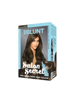 Bblunt Salon Secret Coffee Hair Color - 100 gm