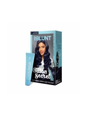 Bblunt Salon Secret Bluebery Hair Color - 100 gm