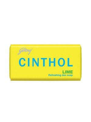 Cinthol Lime Soap - 150gm
