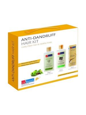Dr Batra's Anti-Dandruff Hair Kit 525ml (Shampoo, Conditoner with Hair Serum)