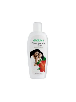 Dhathri Chemparathi Thaali Natural Hair Wash Shampoo - 200 ml