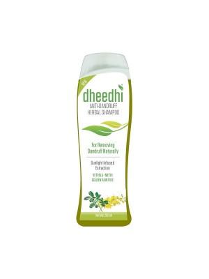 Dhathri Dheedhi Anti-Dandruff Herbal Shampoo for Removing Dandruff Naturally - 200ml