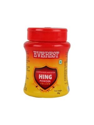 Everest Hing Powder Yellow 50gm