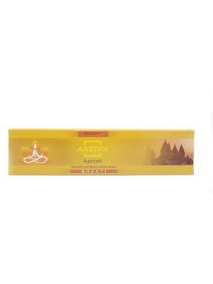 Patanjali Aastha Agarbatti Bhakti 18 sticks