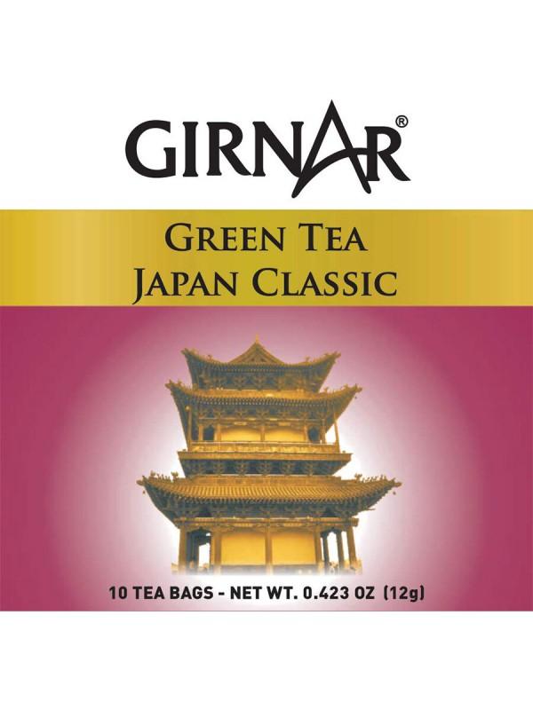 Girnar Green Tea Japan Classic (10 Tea Bags)