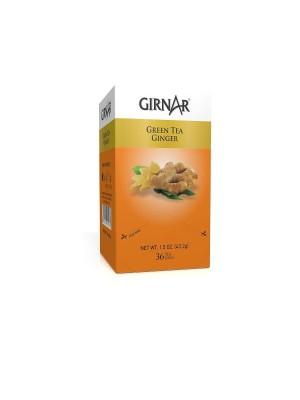 Girnar Green Tea Lemon & Honey (36 Tea Bags)