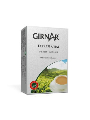 Girnar Instant Premix Express Chai (10 Sachets)