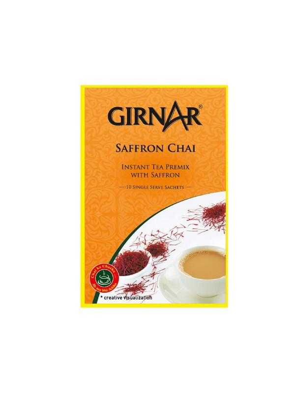 Girnar Instant Saffron Tea Premix 140 g