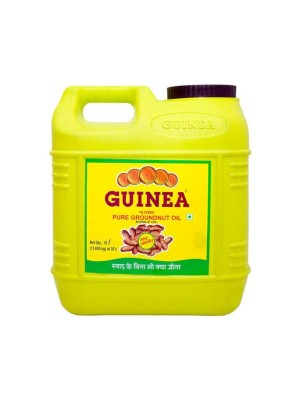 Guinea Filtered Groundnut Oil 15L