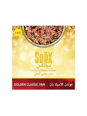 Soex Golden Classic Pan Hookah Flavour (1 kg)