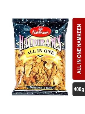 Haldiram's All In One Namkins 400 gm