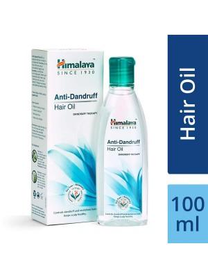 Himalaya Anti Dandruff Hair Oil 100 ml
