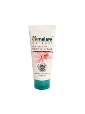 Himalaya Clear Complexion Whitening Face Scrub 50 gm