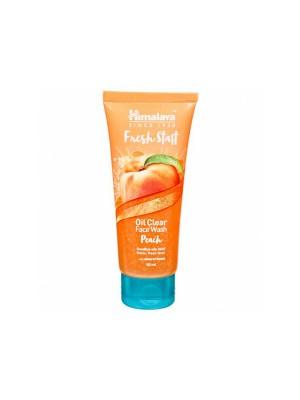 Himalaya Fresh Start Oil Clear Face Wash (Peach) 50 ml