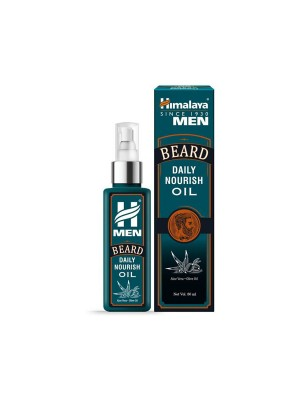 Himalaya Beard Daily Nourish Oil 80 ml
