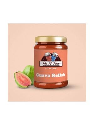 Pep N Pure Guava Relish 210 gm