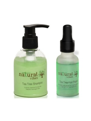 Natural Vibes Dandurff Hairfall Treatment 180 ml