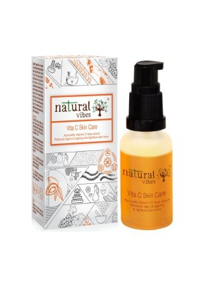Natural Vibes Tea tree Vita C Serum 30ml