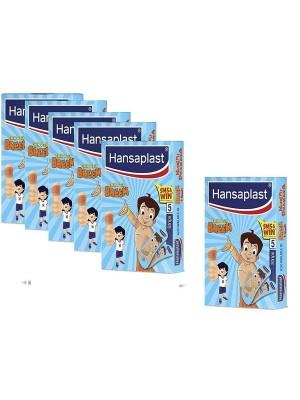 Hansaplast Chhota Bheem Blue Bandage 5 Strip