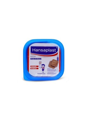 Hansaplast Patch for Knee And Elbow Bandage (50 Patches)