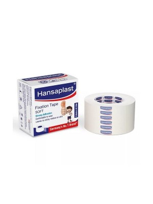 Hansaplast Fixation Soft Tape 2.5Cm*9.14m - 1 Pc