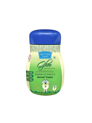 Mother Dairy  Cow Ghee 200ml
